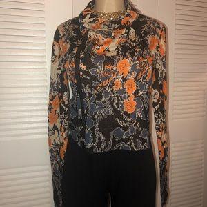 BCBGMaxAzria sweater jacket- M
